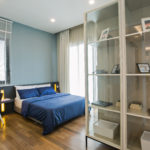Muse by the sky - Bedroom interior design - Be In Design Solutions Sdn Bhd