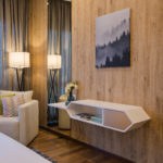Muse by the sky - Wood panel wall paper pattern - Be In Design Solutions Sdn Bhd
